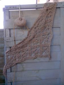 shawl au crochet 2